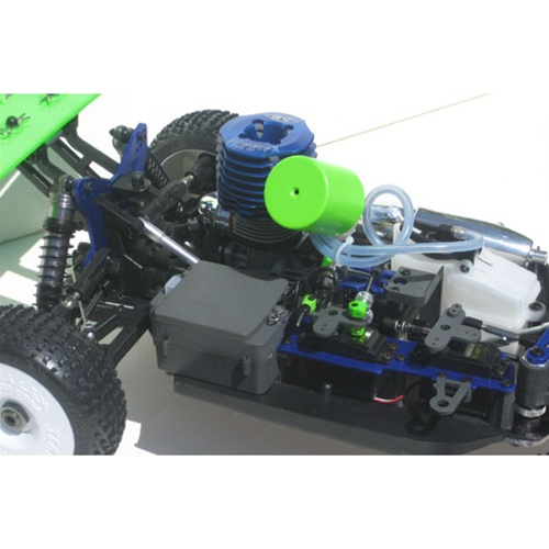how to start a nitro rc car without glow starter