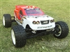 Himoto Racing 1:10 Scale 4wd Nitro Powered Three Differential Gear Off Road Truggy Upgrade Version