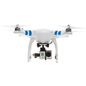 Refurbished Dji Phantom 2 With H3-2D Zenmuse Gimbal