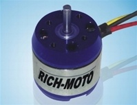 R28C-1 1200KV Brushless Motor