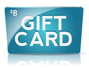 $8 Gift Certificate