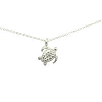 Sea Turtle Necklace Gift