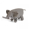 Organic Baby Toy - Elephant Rattle