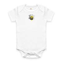 Organic Baby Clothes - Bumble Bee Onesie