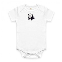 Charity Gifts - Save the Panda Baby Shirt