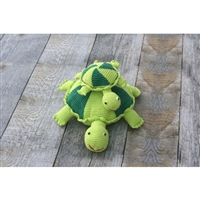 Hand Crocheted Turtle Toy