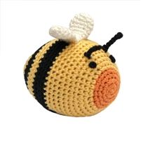 Bumble Bee Toy Rattle