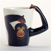 Unique Gifts - Monkey Mug