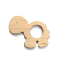 Wooden Teething Toys - Turtle