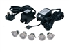 5-Kit LED IP67 Accent Lights (Warm White)