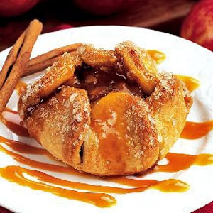 Caramel Apple Tartlets