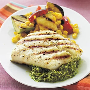 Halibut fillets better than a bistro for How to cook halibut fish