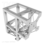 TWO WAY ALUMINUM BOX TRUSS