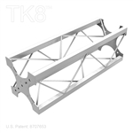 24 INCH ALUMINUM, 8 IN BOX TRUSS