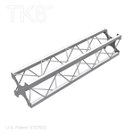 40 INCH ALUMINUM, 8 IN BOX TRUSS