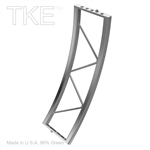 TKExpress 28 inch Radius 45 Degree Section