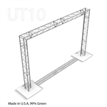 TRI PRIX - 12FT X 8FT  UT10 TRIANGULAR TRUSS ARCH