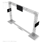 BRONX - 17FT X 12FT ULTRATRUSS BOX TRUSS ARCH