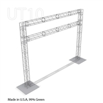 Providence - 14 ft by 18 ft Aluminum Ultratruss Box Truss Arch