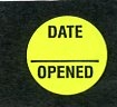 Labels - Date Opened