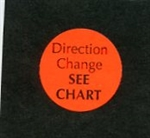 Labels - Direction Change