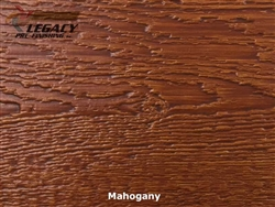 LP SmartSide, Engineered Wood Cedar Texture Lap Siding - Mahogany Stain