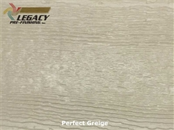 LP SmartSide, Engineered Wood Cedar Texture Lap Siding - Perfect Greige