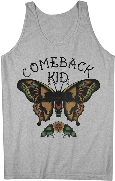 Comeback Kid - BUTTERFLY Tank Top