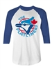 "The Flatliners ""Jays"" Raglan Shirt"