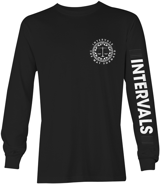 "Intervals ""Scales"" Longsleeve"