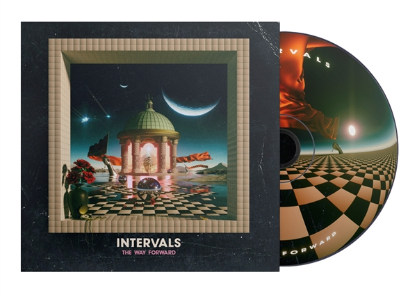 "Intervals NEW ALBUM ""This Way Forward"" CD PRE-SALE"