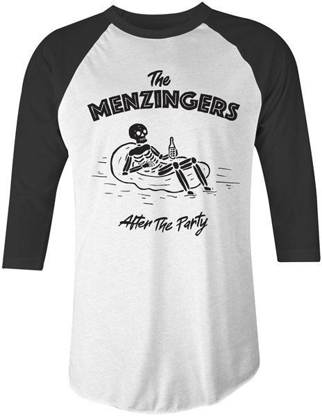 The Menzingers Floatie Raglan Shirt - XL