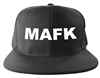 "Taggart & Torrens ""MAFK"" Snap Back Hat"