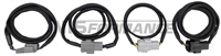 370Z Oxygen Sensor Extension harness AFR Sensor