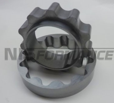 Billet QR25DE Oil Pump Gears High RPM