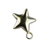 14K Gold Filled Star Charm