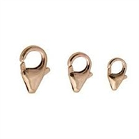 14K Gold Filled Trigger Lobster Clasp - 13mm