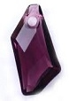 18mm De Art Pendant Amethyst