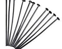 Base Metal Head Pins