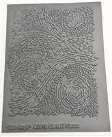 Christi Friesen Texture Stamp - Van Gogh #744
