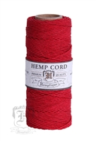 Hemptique Hemp Spool - 20# Test - Red