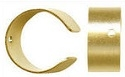 Earring Cuff with Hole-GOLD