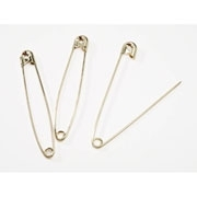 "#7 (3"")  Coiled Safety Pins"