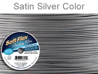 Soft Flex Beading Wire - Medium- .019, 49 Strands