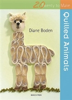 Twenty to Make - Quilled Animals - Diane Boden
