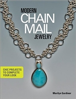Modern Chain Mail Jewelry, Chic Projects to Complete your Look - Marilyn gardiner