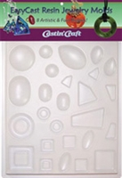 Castin' Craft EasyCast Jewelry Mold - Artistic