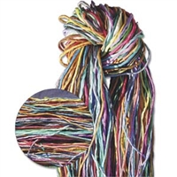 Hand Dyed Silk Strands - Sophisticated