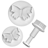 Lisa Pavelka Embossing Cutter Butterfly