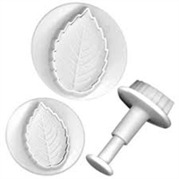 Lisa Pavelka Embossing Cutter Rose Leaf